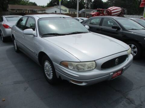 2000 Buick LeSabre for sale at GENOA MOTORS INC in Genoa IL