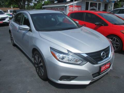 2018 Nissan Altima for sale at GENOA MOTORS INC in Genoa IL