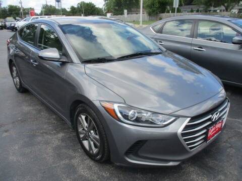 2018 Hyundai Elantra for sale at GENOA MOTORS INC in Genoa IL