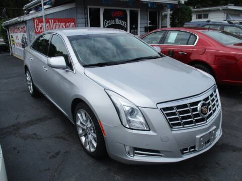 2015 Cadillac XTS for sale at GENOA MOTORS INC in Genoa IL