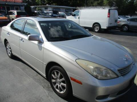 2002 Lexus ES 300 for sale at GENOA MOTORS INC in Genoa IL