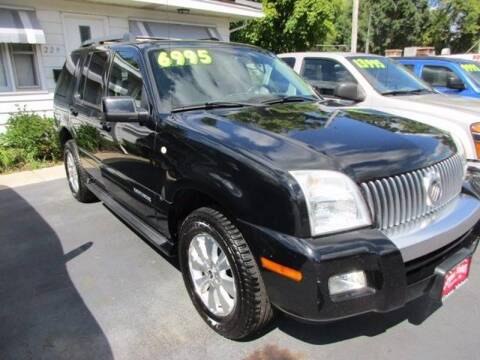 2007 Mercury Mountaineer for sale at GENOA MOTORS INC in Genoa IL