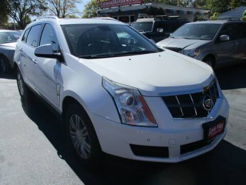 2012 Cadillac SRX for sale at GENOA MOTORS INC in Genoa IL