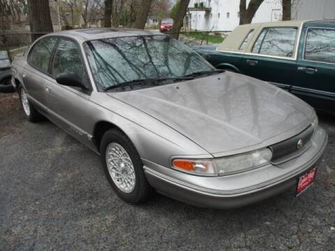 1996 Chrysler LHS for sale at GENOA MOTORS INC in Genoa IL