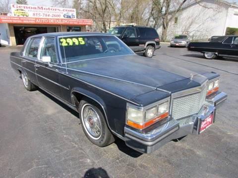1988 Cadillac Brougham for sale in Genoa, IL