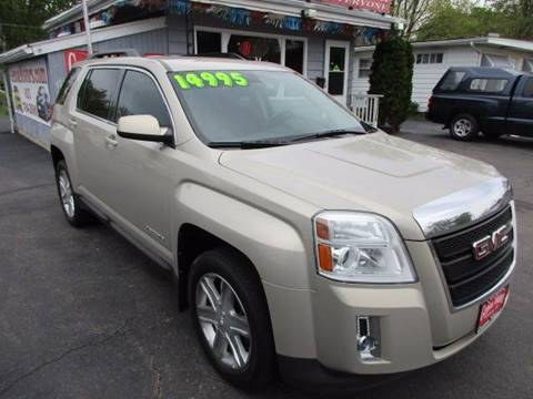 2011 GMC Terrain for sale at GENOA MOTORS INC in Genoa IL