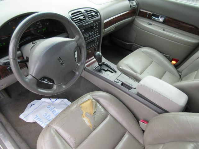 2000 Lincoln LS Base 4dr V8 Sedan - Valparaiso IN