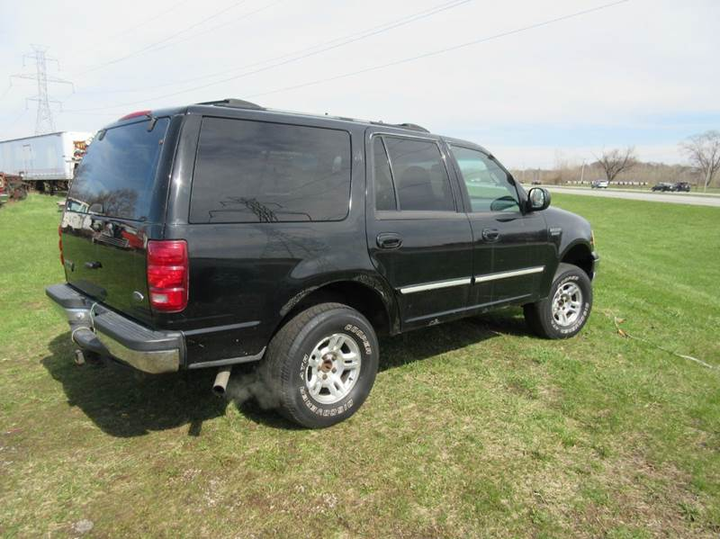 2000 Ford Expedition 4dr XLT 4WD SUV - Valparaiso IN