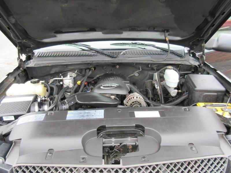 2004 Chevrolet Silverado 2500HD 4dr Crew Cab LS 4WD SB - Valparaiso IN