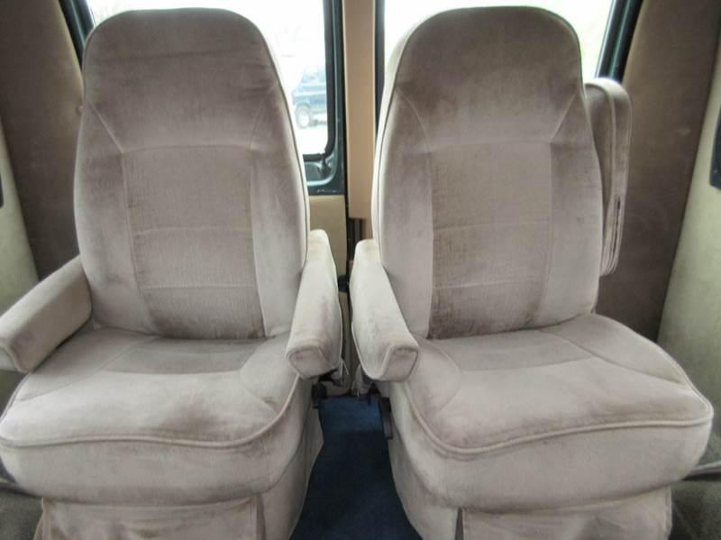 2000 Dodge Ram Van 3dr 1500 Extended Cargo Van - Valparaiso IN
