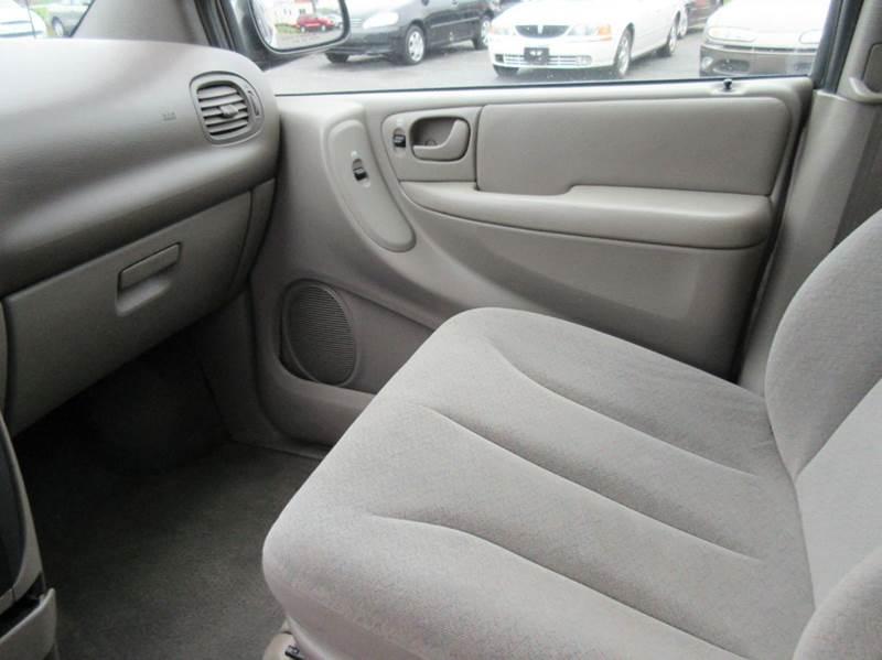 2002 Dodge Grand Caravan Sport 4dr Extended Mini-Van - Valparaiso IN
