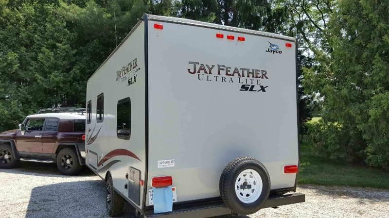 2014 Jayco Jay Feather Ultralite SLX - Valparaiso IN
