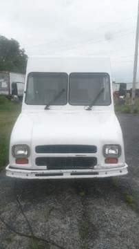 1993 Utilmaster Box Van For Sale In Valparaiso IN