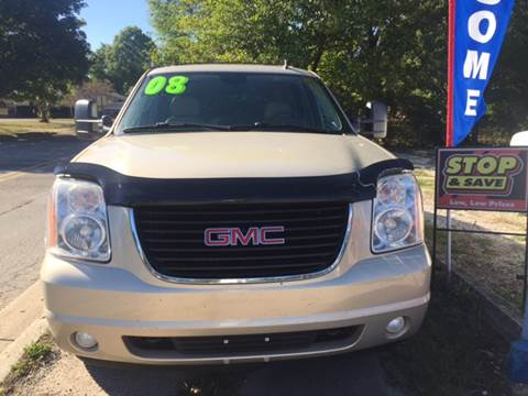 2008 GMC Yukon XL for sale at Ghazal Auto in Sturgis MI