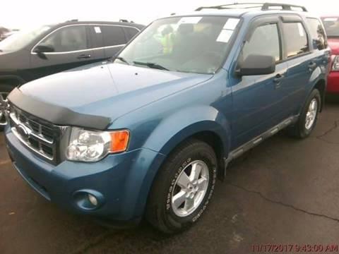 2009 Ford Escape for sale at Ghazal Auto in Sturgis MI