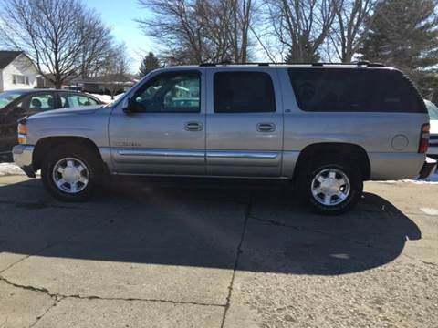 2004 GMC Yukon XL for sale at Ghazal Auto in Sturgis MI