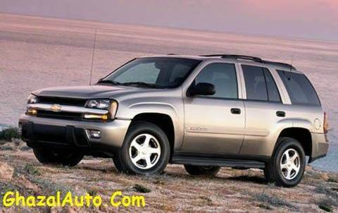2004 Chevrolet TrailBlazer for sale at Ghazal Auto in Sturgis MI