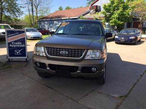 2005 Ford Explorer for sale at Ghazal Auto in Sturgis MI