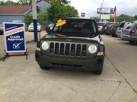 2008 Jeep Patriot for sale at Ghazal Auto in Sturgis MI