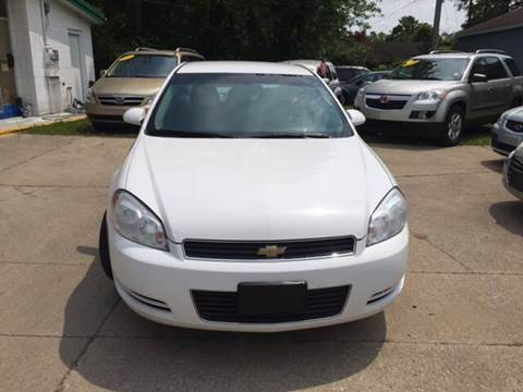 2010 Chevrolet Impala for sale at Ghazal Auto in Sturgis MI