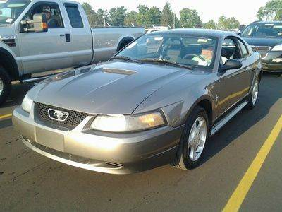 2002 Ford Mustang for sale at Ghazal Auto in Sturgis MI