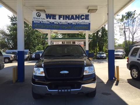 2004 Ford F-150 for sale at Ghazal Auto in Sturgis MI