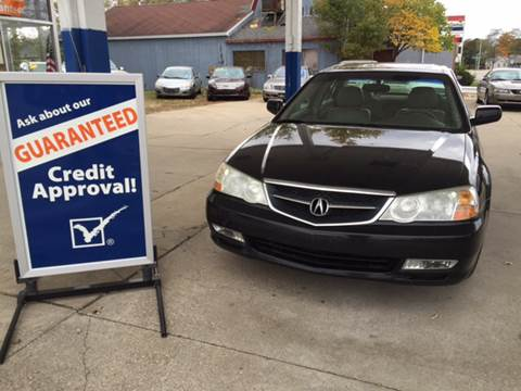 2003 Acura TL for sale at Ghazal Auto in Sturgis MI