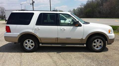 2003 Ford Expedition for sale at Ghazal Auto in Sturgis MI