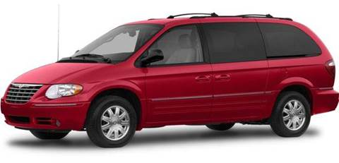 2007 Chrysler Town and Country for sale at Ghazal Auto in Sturgis MI