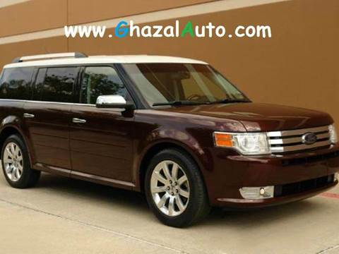 2009 Ford Flex for sale at Ghazal Auto in Sturgis MI