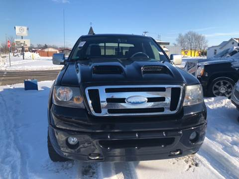 2007 Ford F-150 for sale at Ghazal Auto in Sturgis MI