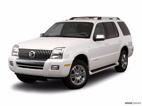 2007 Mercury Mountaineer for sale at Ghazal Auto in Sturgis MI