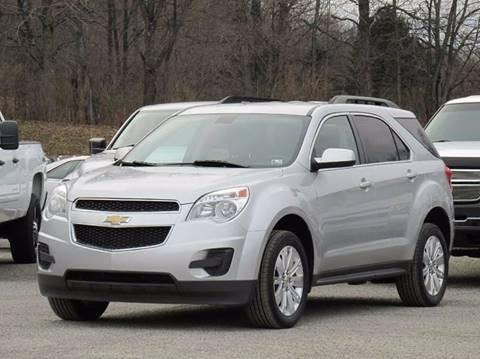 2011 Chevrolet Equinox for sale at Ghazal Auto in Sturgis MI