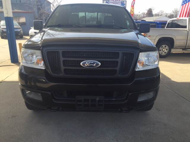 2005 Ford F-150 for sale at Ghazal Auto in Sturgis MI