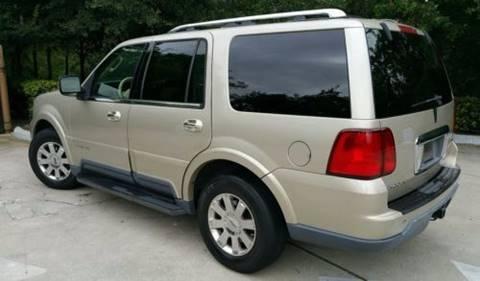 2004 Lincoln Navigator for sale at Ghazal Auto in Sturgis MI
