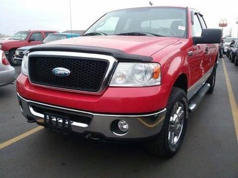 2006 Ford F-150 for sale at Ghazal Auto in Sturgis MI