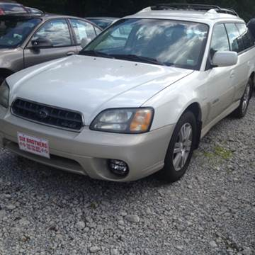 2004 Subaru Outback for sale at Six Brothers Auto Sales in Youngstown OH