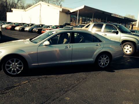 2007 Mercedes-Benz S-Class for sale at Six Brothers Auto Sales in Youngstown OH