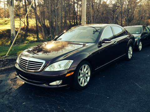 2008 Mercedes-Benz S-Class for sale at Six Brothers Auto Sales in Youngstown OH