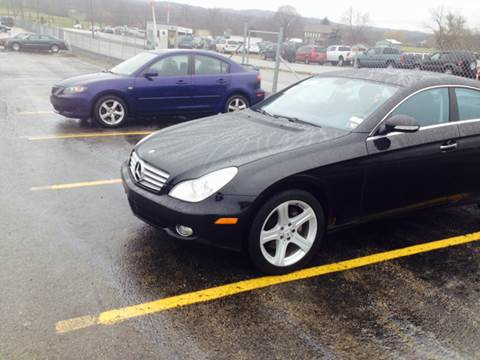 2006 Mercedes-Benz CLS for sale at Six Brothers Auto Sales in Youngstown OH