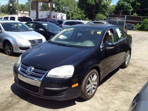 2006 Volkswagen Jetta for sale at Six Brothers Auto Sales in Youngstown OH