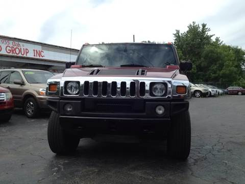 2005 HUMMER H2 for sale at Six Brothers Auto Sales in Youngstown OH