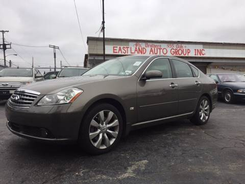 2006 Infiniti M35 for sale at Six Brothers Auto Sales in Youngstown OH