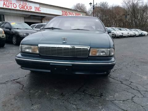 1994 Chevrolet Caprice for sale at Six Brothers Auto Sales in Youngstown OH