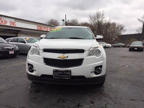 2011 Chevrolet Equinox for sale at Six Brothers Auto Sales in Youngstown OH
