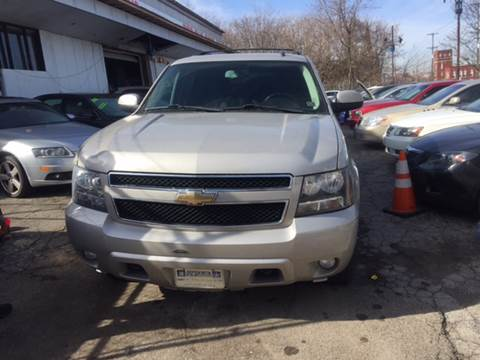 2009 Chevrolet Tahoe for sale at Six Brothers Auto Sales in Youngstown OH