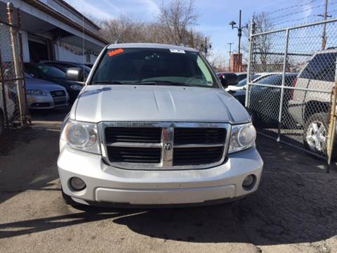 2008 Dodge Durango for sale at Six Brothers Auto Sales in Youngstown OH
