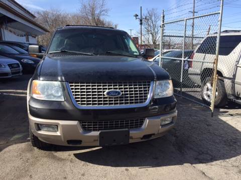 2004 Ford Expedition for sale at Six Brothers Auto Sales in Youngstown OH