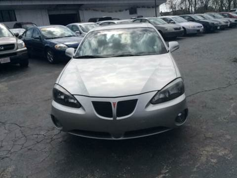 2008 Pontiac Grand Prix for sale at Six Brothers Auto Sales in Youngstown OH