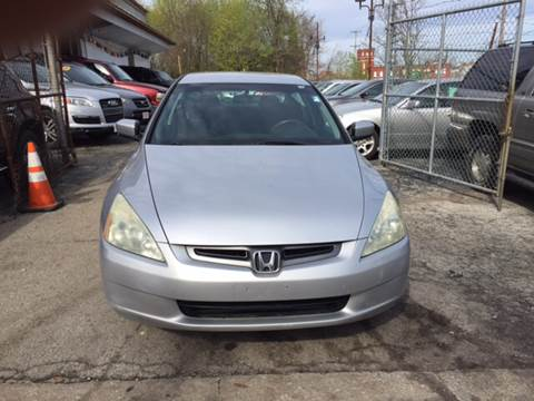 2004 Honda Accord for sale at Six Brothers Auto Sales in Youngstown OH